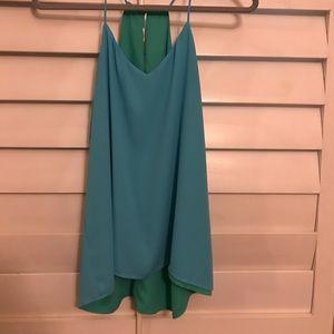 Reversible blouse